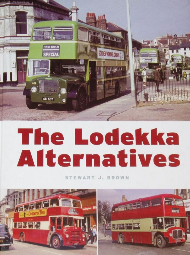 The Lodekka Alternatives, by Stewart J. Brown